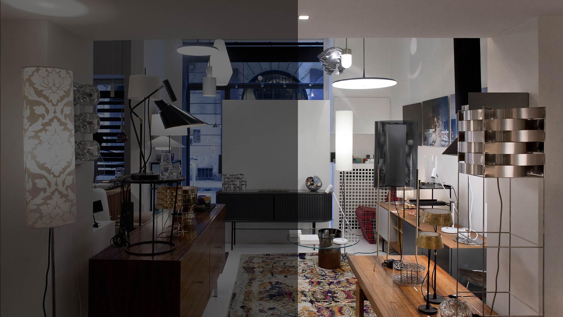 studio 19 luminaires décoration mobilier design marseille