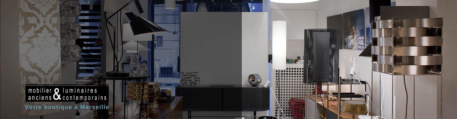 Studio19 luminaire et mobilier à marseille studio1 décoration intérieure mobilier design contemporain vintage marseille