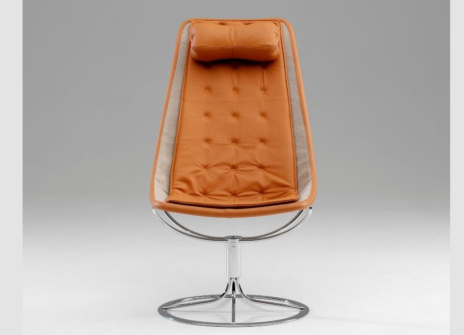 fauteuil canapé suédois Bruno Mathsson Studio19 Marseille